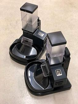 Super Feeder Double CSF-3 Pet, Cat Combo with Dual-outlet Di