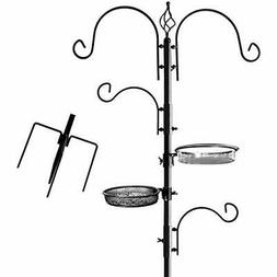 Feeder Accessories Deluxe Bird Feeding Station For Outdoors