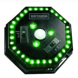Moultrie Feeder Hog Light   35 LEDs   4-Way Switch   Attache