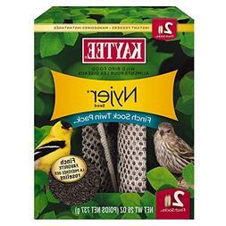 Kaytee Finch Sock Feeder Twin Pack, 26oz 2 Pack