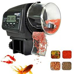 Fish Feeder, Automatic Fish Feeder, eBoTrade Aquarium Tank A