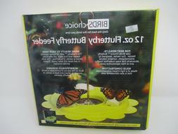 Birds Choice Flutterby Butterfly Feeder Box New