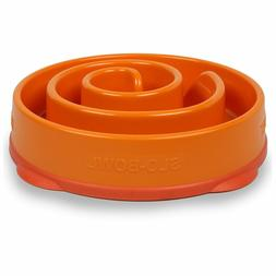 Outward Hound Fun Feeder Dog Bowl Slow Feeder Stop Bloat for