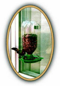 Gadjit Soda Bottle Window Wild Bird Feeder kits  Pack of 2