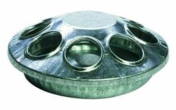 Miller Galvanized Round Feeder 6 Inch 9808