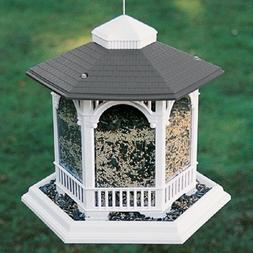 AUDUBON LARGE GAZEBO BIRD FEEDER 10# SEED CAPACITY, Size: 14