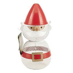 Perky-Pet GMR001 Mesh Gnome Wild Bird Feeder, Red