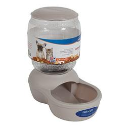 gray replendish pet feeder