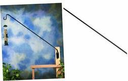 Green Esteem Stokes Select Bird Feeder Pole, 36-Inch Reach,