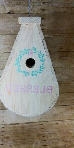 Hand Crafted Birdhouses and Feeders