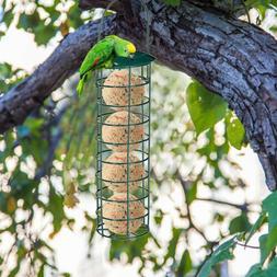 Hanging Outdoor Garden Wild Bird Feeder Nut Yard Garden Feed