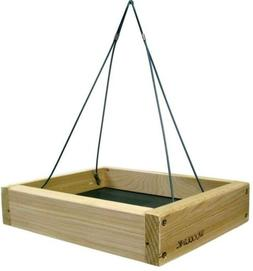 Woodlink Small Hanging Platform Bird Feeder
