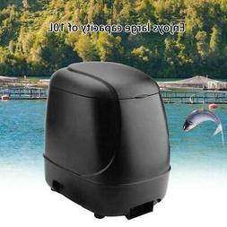HOT Outdoor Automatic Fish Feeder Fish Feeding Dispenser Tim