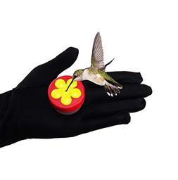 ARTPET Hummingbird Feeder, Mini, Handheld - Different Pack A