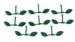 Hummingbird Feeder Replacement Parts Set of 8  Leaf Perch Ne