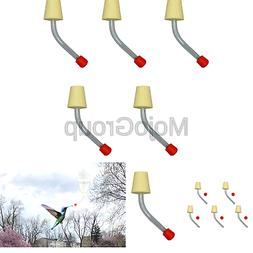 Creative Hobbies Hummingbird Feeder Tubes for Making Your Ow