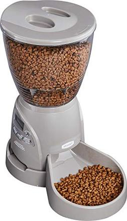 Petmate Infinity Portion Control Automatic Dog Cat Feeder, 1