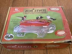 ASPECTS JEWEL BOX WINDOW HUMMINGBIRD FEEDER 8 oz,