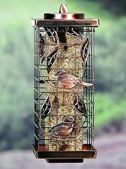 Audubon Kay Home Product's Squirrel-Resistant Caged Tube Fee