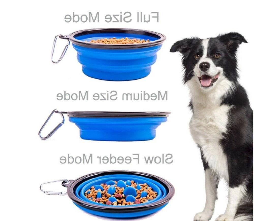 1 Cat Bowls Portable Dish