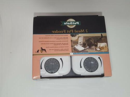 PetSafe 2-Meal and Dispenses Dog Food