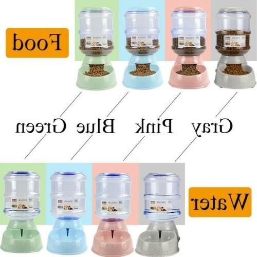 3.8 Automatic Drinker Dispenser Fountain Dogs Cat
