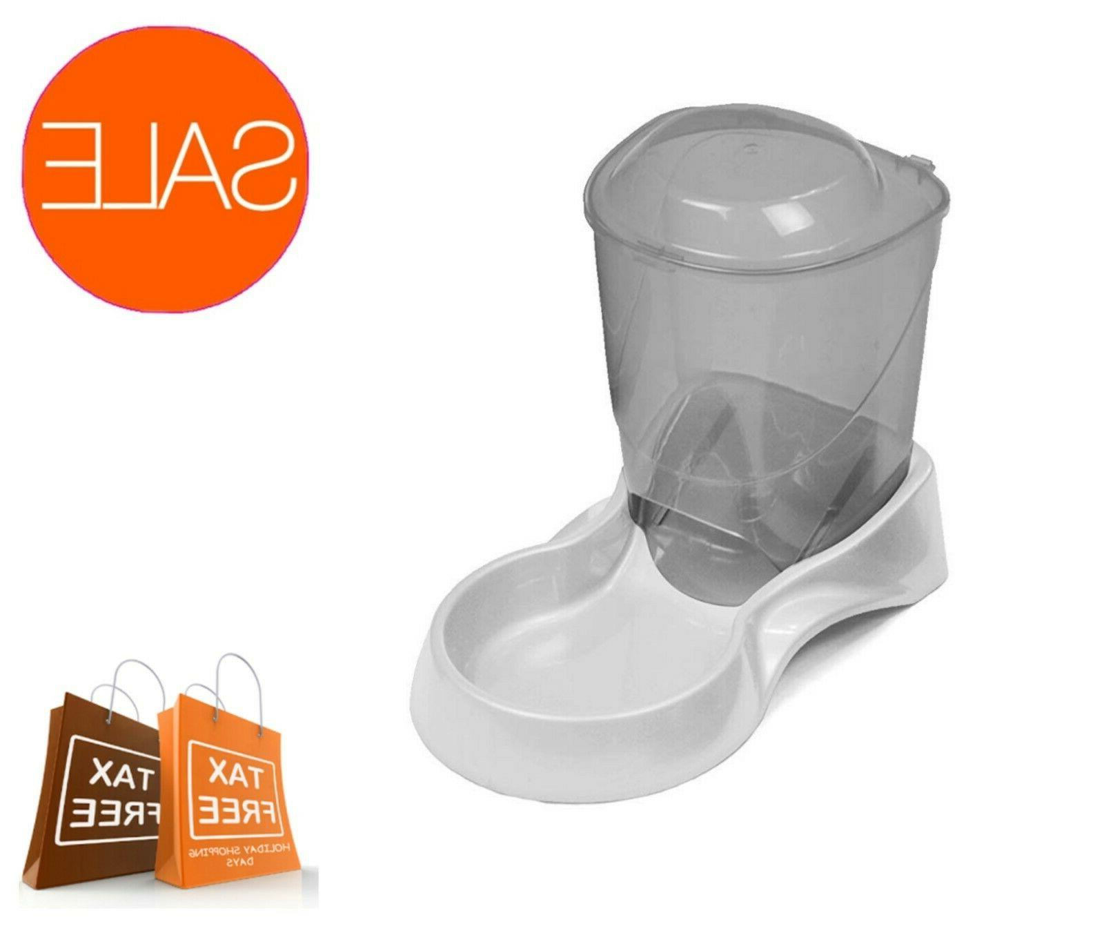 Van Ness 3-Pound Auto Feeder Removable Lid Food Container