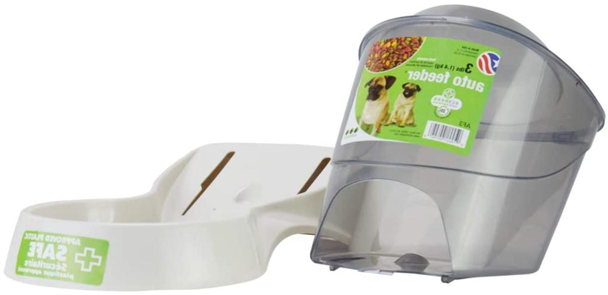 3-Pound Cat Automatic Feeder Large Dish AF3
