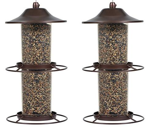 325s panorama bird feeder