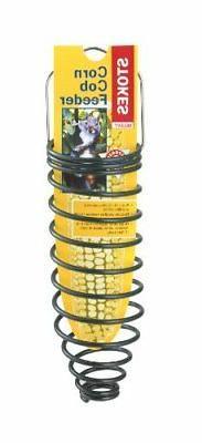 Stokes Select 38004 Corn Cob Bird Feeder 3x3.1x10.7, Green
