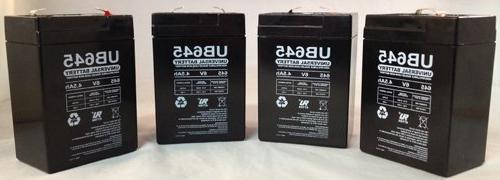 4 5ah rechargeable lead acid
