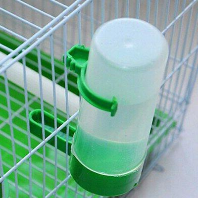 4Pcs Pack Pet Parrot Water Water Feeding Parts