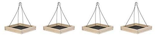 50178 hanging tray bird feeder