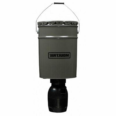 Moultrie MFG-13282 Hanging Directional 6.5 Gallon Deer Feede