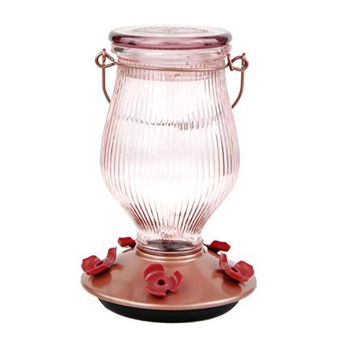 9104 fill glass hummingbird feeder