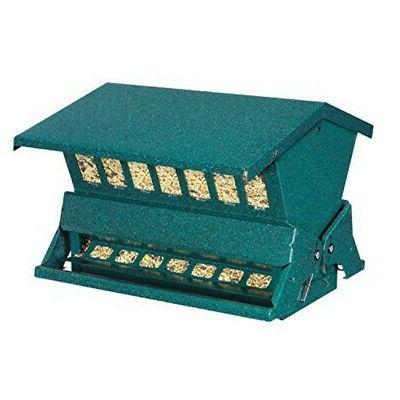 Absolute II Squirrel Proof Bird Feeders Green Heritage Farms