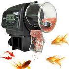 Adjustable Aquarium Automatic LCD Fish Food Feeder Feeding T