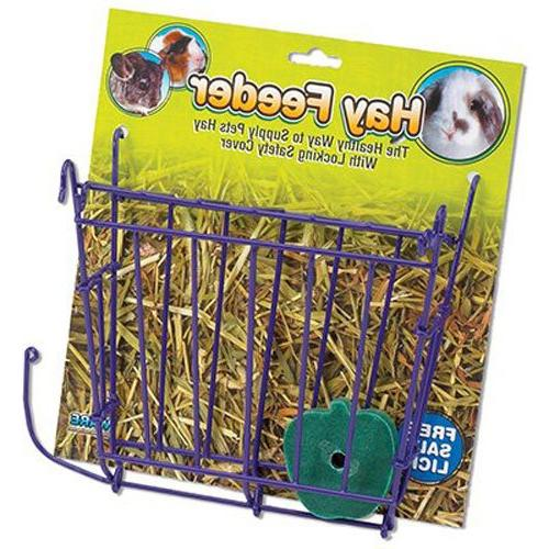 animal supplies hay feeder