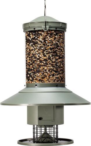 autofeeder automatic bird feeder