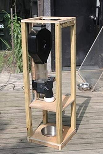 Super Feeder Outdoor Cat Power Supply, Analog 50' Wire