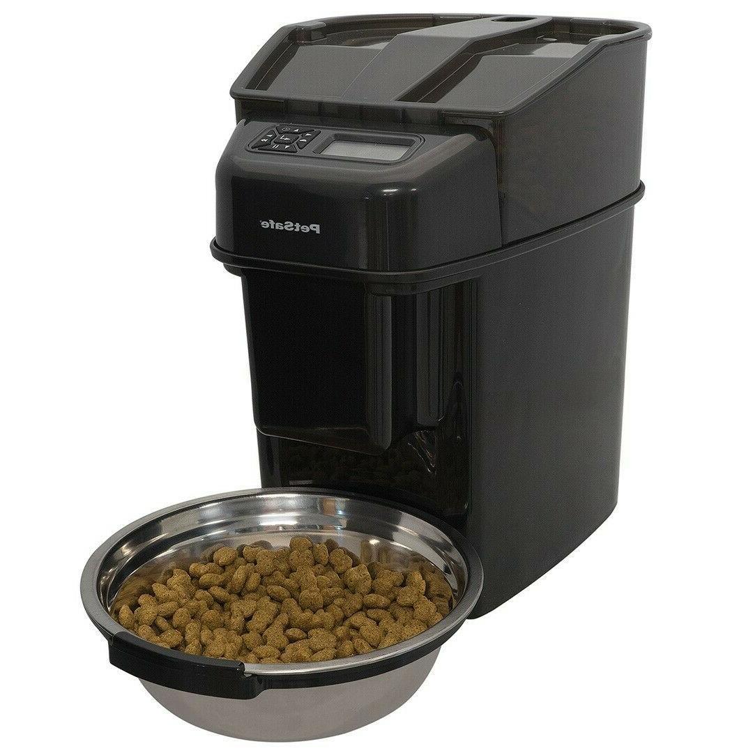 Automatic Pet Feeder Timer Dog Cat Small Animal Feeding Mach