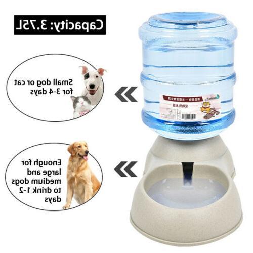 AUTOMATIC FOOD DISPENSER Dog Auto Bowl