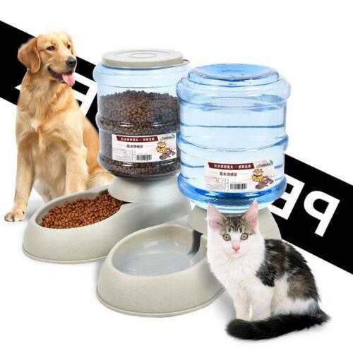 AUTOMATIC FOOD DISPENSER Dog Cat Auto Dish