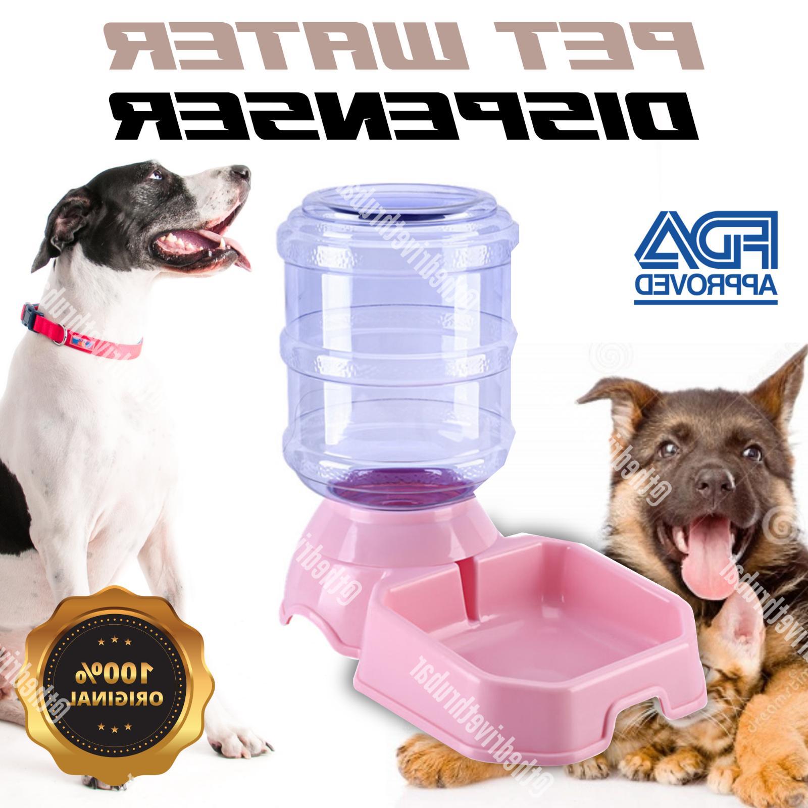 AUTOMATIC WATER Feeder Feeding Cat