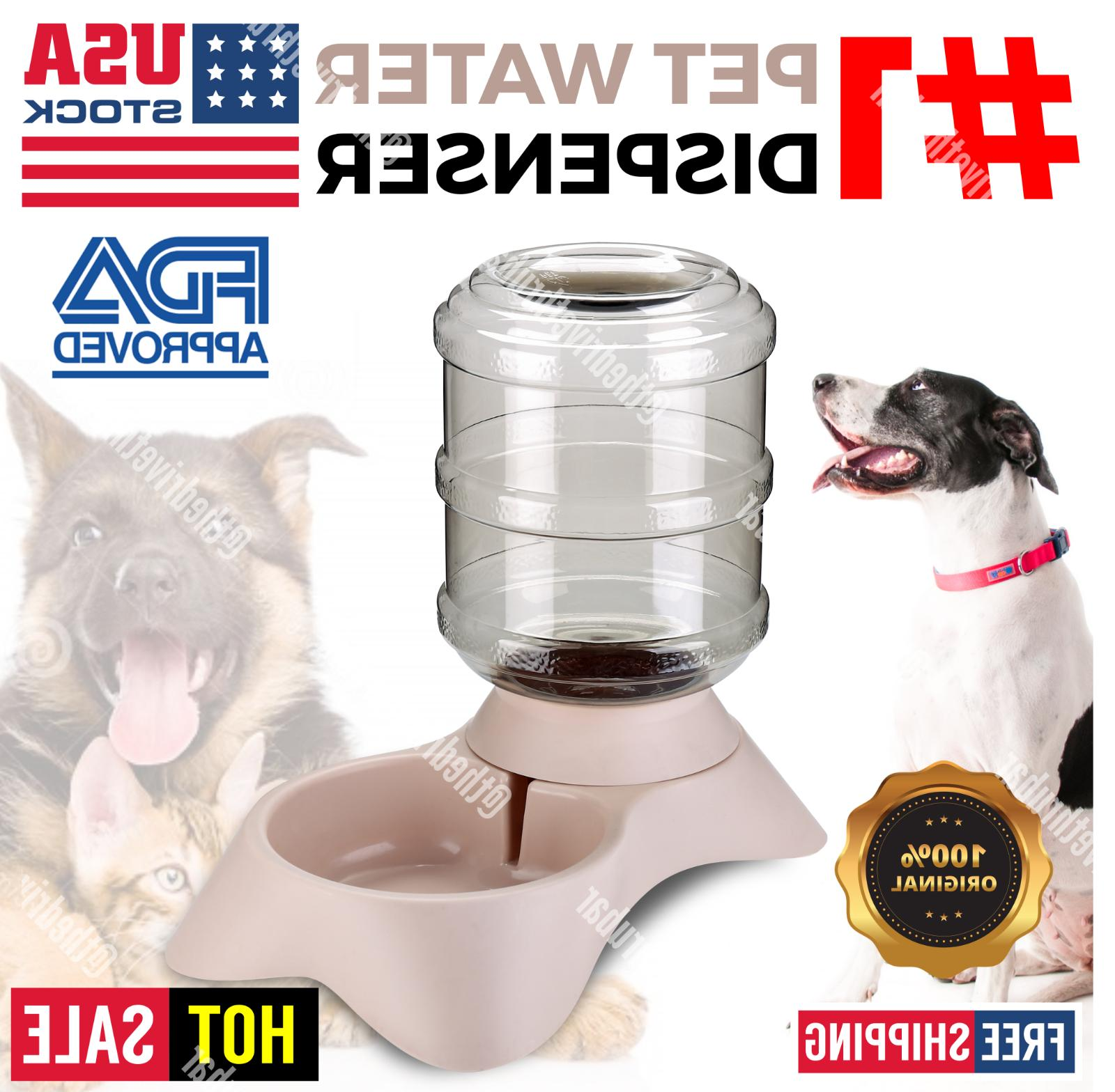 AUTOMATIC PET Feeder Puppy Feeding
