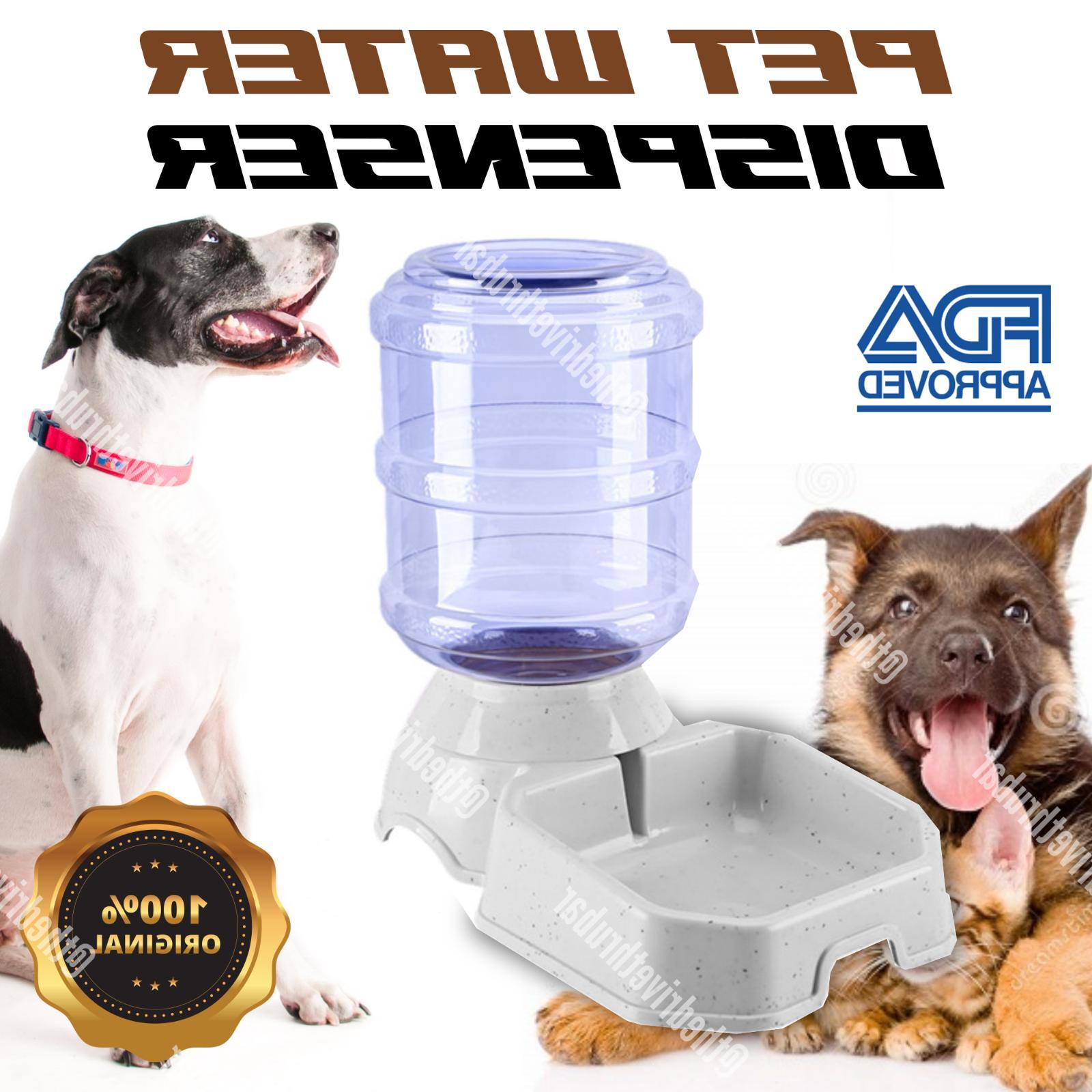 AUTOMATIC Feeder Puppy Dish Feeding