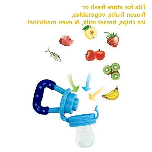 Pack Nipple Teething Toy Aching Gums By
