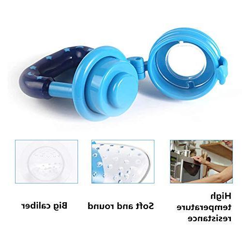 Baby Pack Nipple Teething Toy Aching By Mluchee