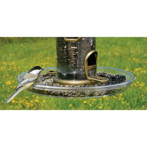 Bigfoot Seed Tray Outdoor Hanging Bird Feeder Food Container