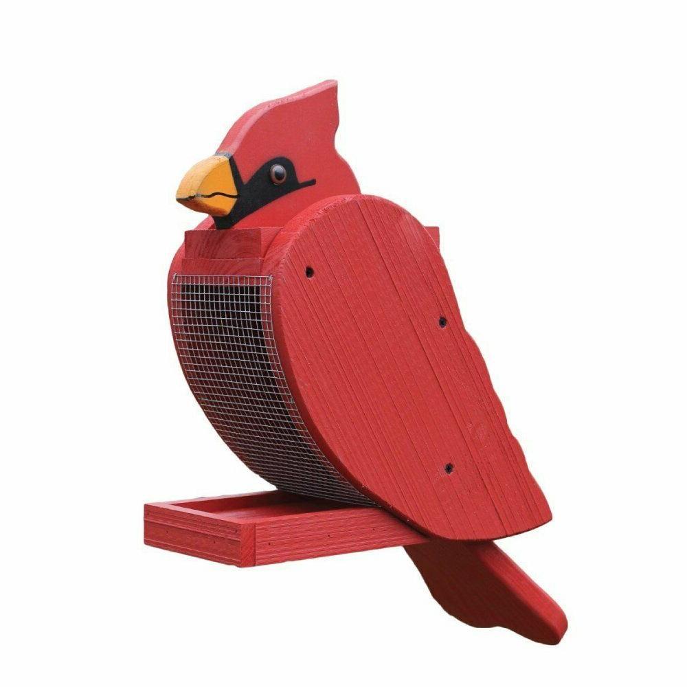 bird feeder rustic primitive reclaimed barn wood